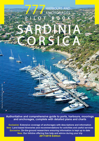 777 Sardinia and Corsica. Pilot book - Magnabosco Piero Sbrizzi Marco Silvestro Dario - wuz.it