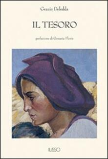 Il tesoro - Grazia Deledda - copertina