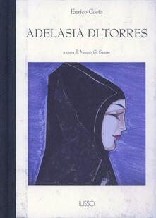 Adelasia di Torres - Enrico Costa - copertina