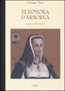 Eleonora d'Arborea - Giuseppe Dessì - copertina