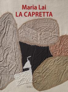 Capretta - Maria Lai - copertina