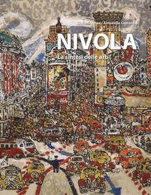 Nivola. La sintesi delle arti - Giuliana Altea,Antonella Camarda - copertina