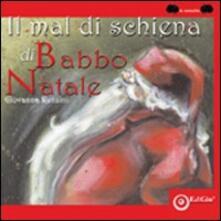 Il mal di schiena di Babbo Natale - Giovanna Renzini - copertina
