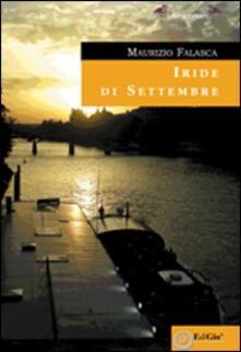 Iride di settembre - Maurizio Falasca - copertina