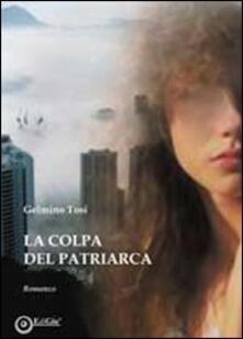 La colpa del patriarca - Gelmino Tosi - copertina