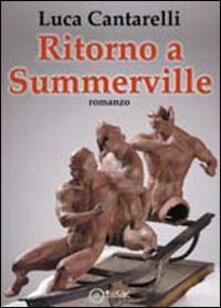 Ritorno a Summerville - Luca Cantarelli - copertina
