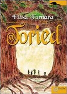 Toried - Elisa Fornara - copertina