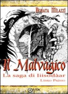 Birrafraitrulli.it Il malvagico. La saga di Iiisodàar. Vol. 1 Image