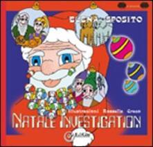 Natale Investigation - Elena Sposito - copertina