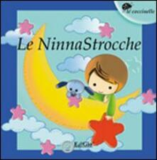 Le ninnaStrocche. Antologia del Premio letterario 2010 - copertina