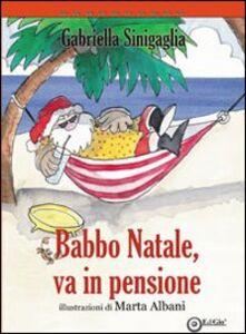 Babbo Natale va in pensione