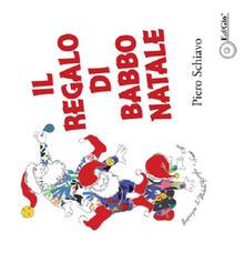 Il regalo di Natale - Piero Schiavo - copertina