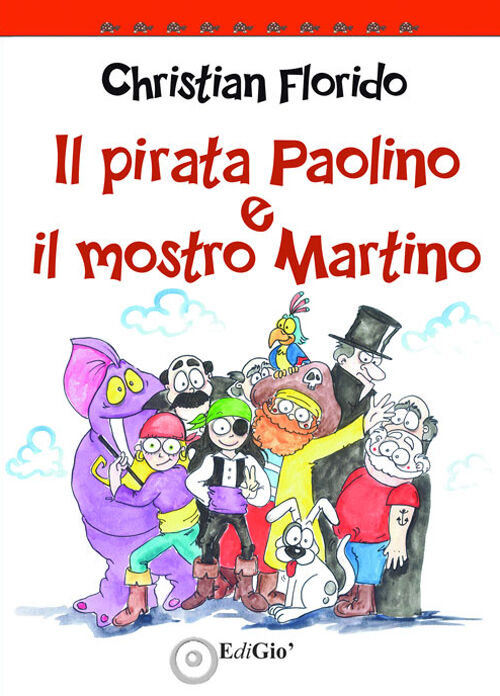 Il pirata Paolino e il mostro Martino