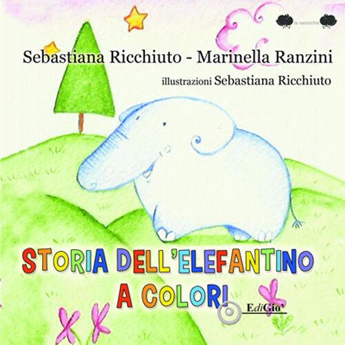 Storia dell'elefantino a colori