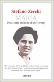 Radiospeed.it Maria. Una storia italiana d'altri tempi Image