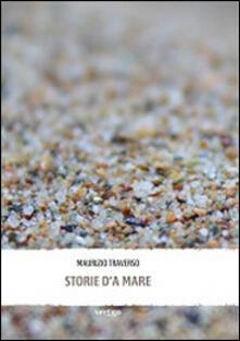 Storie d'a mare - Maurizio Traverso - copertina