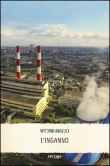 L' inganno - Vittorio Angelici - copertina