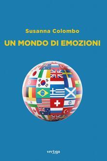 Un mondo di emozioni - Susanna Colombo - copertina