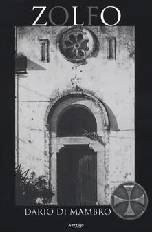 Zolfo - Dario Di Mambro - copertina