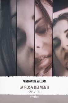 La rosa dei venti - Penelope N. William - copertina