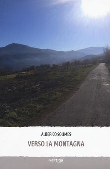 Verso la montagna - Alberico Solimes - copertina