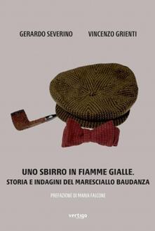 Amatigota.it Uno sbirro in Fiamme Gialle. Storia e indagini del maresciallo Baudanza Image