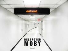 Moby. Destroyed. Ediz. multilingue. Con CD Audio - copertina