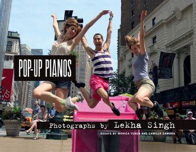 Pop-up pianos. Ediz. inglese