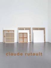 Claude Rutault. Ediz. inglese