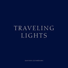 Traveling lights - Xavier Guardans - copertina