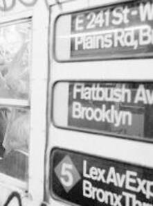 The train NYC, 1984. Ediz. illustrata - Brian Young - copertina