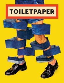 Antondemarirreguera.es Toiletpaper. Ediz. inglese. Vol. 14 Image