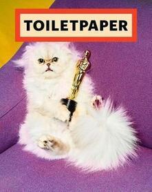 Toiletpaper calendar - Maurizio Cattelan,Pierpaolo Ferrari - copertina