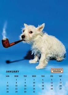 Tegliowinterrun.it ToiletMartin PaperParr. Calendar 2020 Image