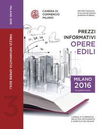 Nicocaradonna.it Prezzi informativi delle opere edili in Milano. Terzo quadrimestre 2016 Image