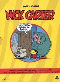 Nick Carter. Con DVD