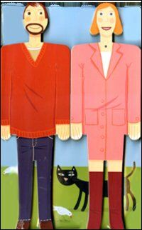 Il signor e la signora Anatomia. Ediz. illustrata