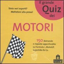 Ristorantezintonio.it Motori. Il grande quiz. Carte Image