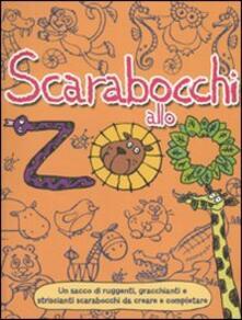 Winniearcher.com Scarabocchi allo zoo. Ediz. illustrata Image
