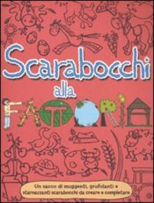 Warholgenova.it Scarabocchi alla fattoria. Ediz. illustrata Image