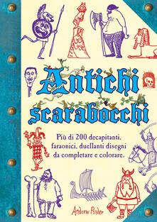 Antichi scarabocchi - Andrew Pinder - copertina