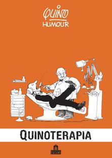 Quinoterapia - Quino - copertina