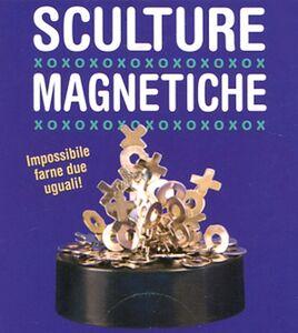 Sculture magnetiche. Con gadget