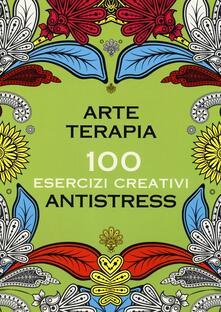 Camfeed.it Arte terapia. 100 esercizi creativi antistress Image