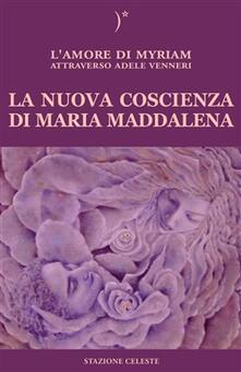 Cocktaillab.it La nuova coscienza di Maria Maddalena Image