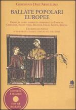 Ballate popolari europee. Con 4 CD Audio