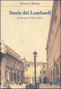 Storie dei lombardi - Brera Gianni - wuz.it