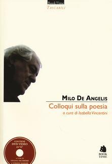 Colloqui sulla poesia. Con DVD.pdf