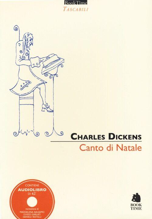 Canto di Natale in prosa ovvero storie di fantasmi per Natale. Con audiolibro. CD Audio