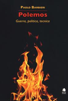 Grandtoureventi.it Polemos. Guerra, politica, tecnica Image